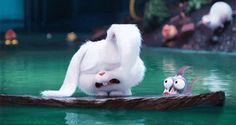 The perfect SecretLifeOfPets Snowball Sad Animated GIF for your conversation. Cute Bunny Cartoon, Cute Cartoon Pictures, Cute Love Cartoons, Cute Cartoon Characters, Cartoon Jokes, Cartoon Gifs, Cute Love Gif, Cute Cat Gif, Snowball Rabbit