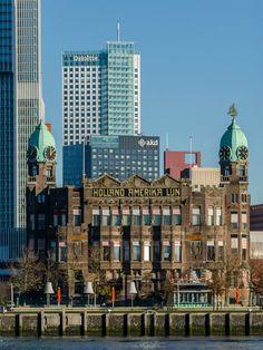 Rotterdam, The Netherlands. Visit Hotel New York when you're in Rotterdam, The Netherlands.