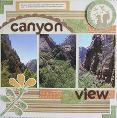 Layout: Canyon View