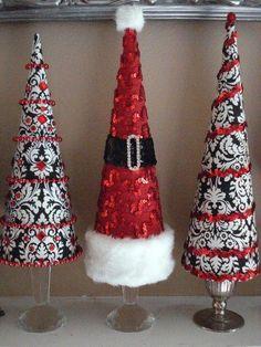 DIY: Dekoracje w formie świątecznych choinek, które Cię zaskoczą