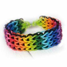 1000 Images About Rainbow Loom Rubber Bands On Pinterest