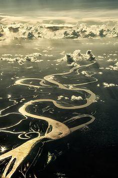 Amazonas by Jose Ignacio Teran via 500px.
