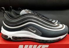 release date: 4e861 746ba Nike Air Max 97 Ultra 17 Black and White Air Max 97, Nike Air Max
