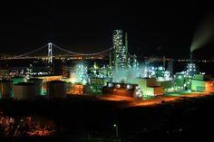 室蘭工業地帯