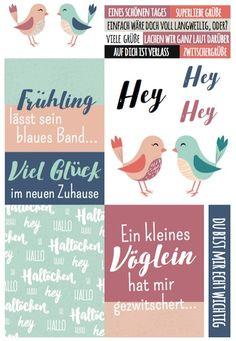 KartenKit Printable AddOn zum Aprilkit 2017 von www.danipeuss.de #danipeuss #scrapbooking #dpAprilkit17