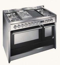 Genesi 120 - Kuchnie Steel G12FF-4BF