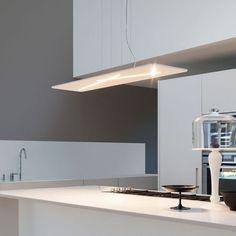 Dettagli su Lampada lampadario sospensione LED design moderno ...
