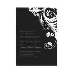 wedding invitation idea