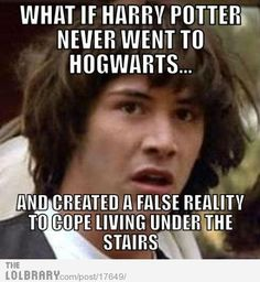What if Harry Potter Never Went to Hogwarts?