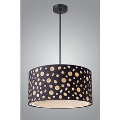 Pendant light for over the bar in the kitchen: Westmore Lighting W Enchantment Matte Black Pendant Light with Fabric Shade Kitchen Lighting Fixtures, Light Fixtures, Black Pendant Light, Fabric Shades, Drum Shade, Home Deco, Light Up, Home Accessories, Lowes