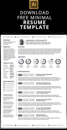 30 Free Resume Templates Resume Template Free, Free Resume, Free Word Document, Job Work, User Experience Design, Resume Examples, Education, Words, Tourism