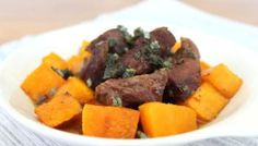 Spiced Pork and Butternut Squash with Sage | Mark's Daily Apple #paleo