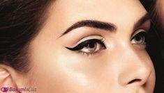 5 Adımda Kuyruklu Eyeliner Nasıl Çekilir?  #makyaj #kozmetik #makeup