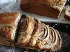 Walnut-filled Croatian povitica bread, just right for Easter.