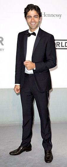 Adrian Grenier: amfAR Cinema Against AIDS Gala