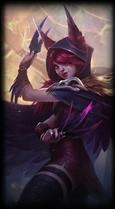 Xayah, the Rebel - League of Legends