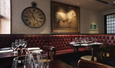 Reform Social and Grill, The Mandville Hotel, London, W1U 2BE