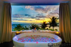 Most beautiful bathtub