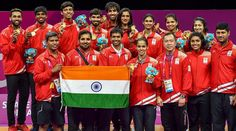 Saina Nehwal claimed her second individual Commonwealth Games gold medal by defeating World No 3 PV Sindhu 21-18, 23-21 in a enthralling women's singles final on Sunday at Gold Coast, Australia. While, Kidambi Srikanth put up a valiant fight but it wasn't enough as Malaysian badminton legend Lee Chong Wei came up trumps in the…