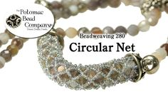tubular netted bracelet - Circular Netted (Bracelet or Necklace)