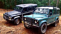LROR Land Rovers Off Road  Defender 110 Old & New  #lror #landroveroffroad #defender #4x4 #4wd #defender4life #landrover #landroverdefender #offroad #landroverdefender110 #landrovercounty #4wdriving #4wdnation #britishoffroad