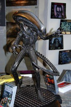 Alien Statue | H.R. Giger