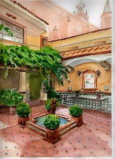 patio de Arenys 2