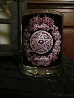 Wheel of the year Candleholder by wmerchantile on Etsy