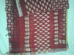Chanderi Silk Suit Set -3