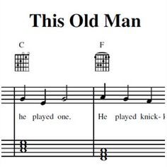 Learn How To Play This Old Man Song On Piano Watch The Demo Playing Keys Keyboard Online Virtual Z Board Now