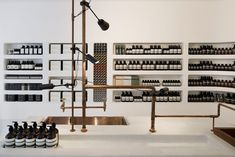 Aesop Kyoto interior and furniture design by SIMPLICITY 2013
