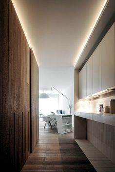 Spanish Themes In Contemporary Home Interior Design At A . Warm Contemporary Interior Design By GS Architects USA. Home and Family Cove Lighting, Strip Lighting, Interior Lighting, Artwork Lighting, Gallery Lighting, Indirect Lighting, Linear Lighting, Lighting Ideas, Light Architecture