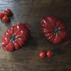 Staub Ceramic Petit Tomato Cocotte 16 Ounce // Weston Table