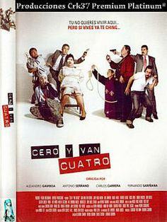 Cero Y Van Cuatro [2004][DVDrip][Latino][MultiHost] | BRRIPYDVDRIPLATINO