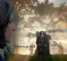 """""""I have to go back"""" Claire at Craigh na dun. by Sassenach616"""