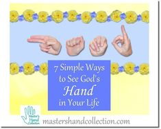 7 Simple Ways to See God's Hand in Your Life The more we leave our problems in God's hand, the more we'll see Him working in our lives! Get your copy today. Christian Women Blogs, Christian Life, Answer To Life, Feeling Weak, Finding God, Free Bible, Favorite Bible Verses, True Nature, Uplifting Quotes