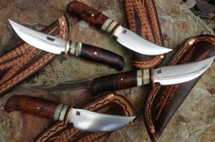 Quest For The Best Hunting Knife | Three Of The Best Hunting Knives In The World