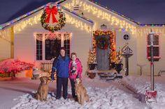 Best Spots to Hang Outdoor Christmas Lights