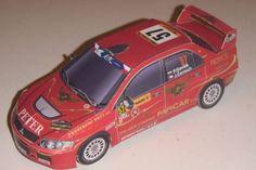 Barum Czech Rally Zlin 2013 Mitsubishi Lancer Evolution IX Paper Car (Red) Free Paper Model Download - http://www.papercraftsquare.com/barum-czech-rally-zlin-2013-mitsubishi-lancer-evolution-ix-paper-car-red-free-paper-model-download.html#124, #Car, #EvoIX, #MitsubishiLancerEvolution, #MitsubishiLancerEvolutionIX, #PaperCar, #Red