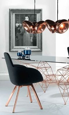 modern dinning room decoration