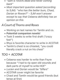 I need this Lucien and Dorian bromance in my life. The Chaol and Tamlin one not so much...