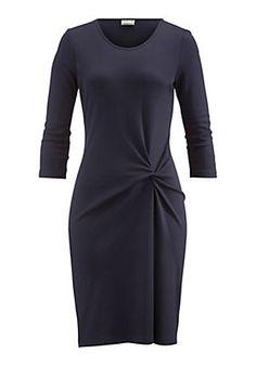 - Kleid aus Bio-Baumwolle mit Modal von hessnatur