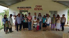 CoatzaDigital: Comunidad de Lázaro Cárdenas recibe beneficios de ...