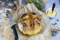 Pumpkin Boule with Cardamom and Chia Seeds