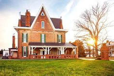 Some of the most beautiful and eclectic houses in North Carolina!