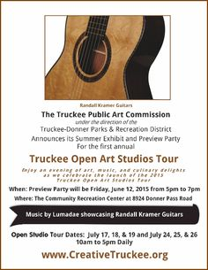 Summer Exhibit & Preview Party