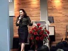 Helena Tannure   19-09-2013 - Desperta Mulher - Ministério Vida de Deus viver em obediencia