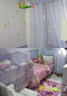 Quarto meninas/  Room Childrens