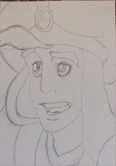 Disney Aladdin drawing