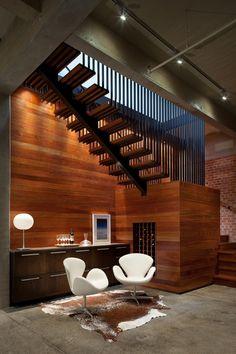 Cicconi Loft - Poteet Architects LP
